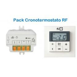 Pack Cronotermostato RF