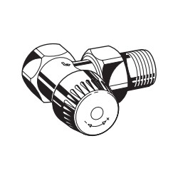 válvulas termostáticas M30x1,5