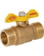 Válvulas para Gas Llave de gas Instalación de Gas Llave de paso