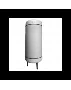Depósitos de inercia y ACS Calderas Biomasa Interacumuladores Solar
